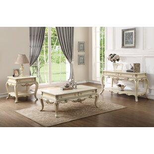 Welling 3 Piece Coffee Table Set