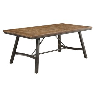 Laurene Metal Frame Dining Table