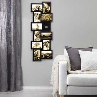 12 Piece Geaux Collage Picture Frame