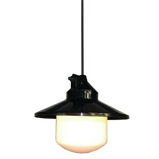 1-Light Outdoor Pendant by..