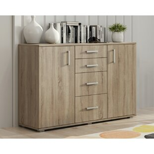Alacazar 4 Drawer Combi Chest By 17 Stories
