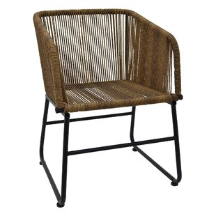 Bristow Metal Arm Chair