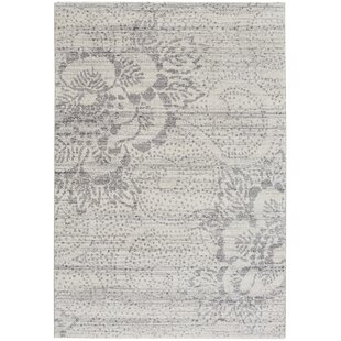 Edgware Gray Indoor/Outdoor Area Rug