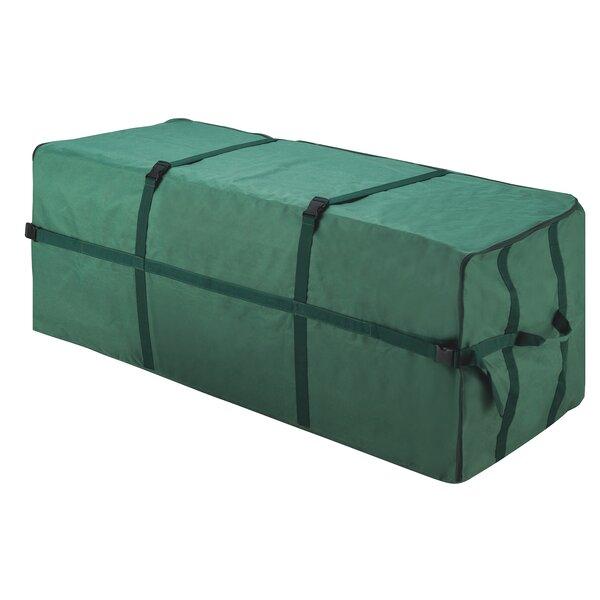 elf stor heavy duty canvas christmas tree storage bag reviews wayfair - Christmas Tree Storage Bags