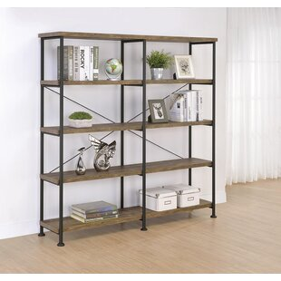 Greyson Library Bookcase by 17 Stories #1
