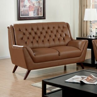 Order Claughaun Loveseat by Brayden Studio Reviews (2019) & Buyer's Guide