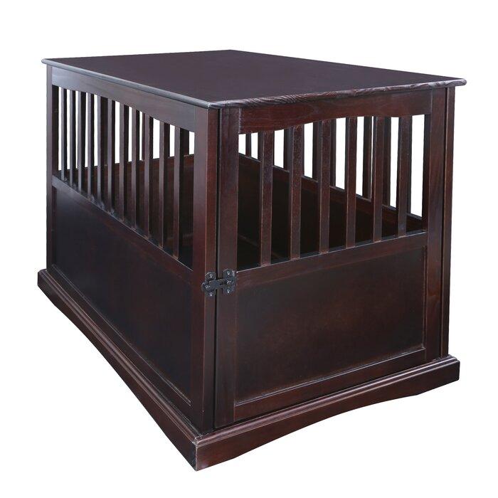 tucker murphy pet agatha pet crate end table & reviews | wayfair.ca