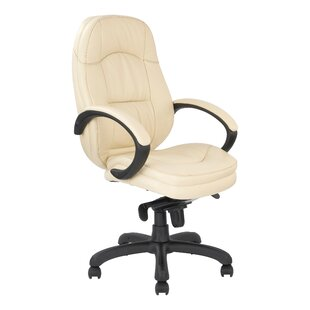 Managers High-Back Executive Chair With Lumbar Support By Brayden Studio