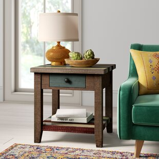 Kacey End Table by Mistana