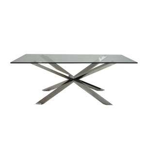 Marcelle Dining Table by Everly Quinn