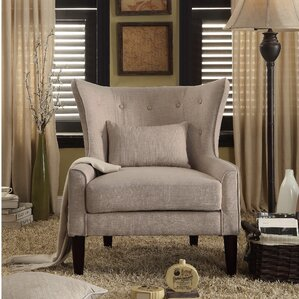 beacon falls wingback chair