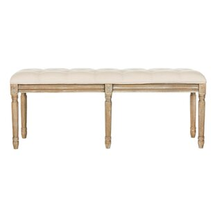 Treport Upholstered Bench