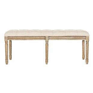 Treport Upholstered Bench