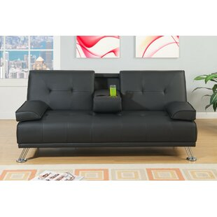 Latitude Run Akins Adjustable Convertible Sofa