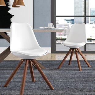 Best Reviews Beyers Upholstered Dining Chair (Set of 2) by George Oliver Reviews (2019) & Buyer's Guide