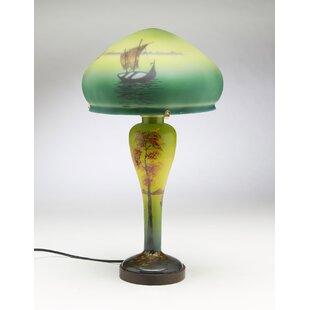 Fajardo Reverse Painted 19 Table Lamp