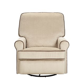 Kroll Reclining Swivel Glider