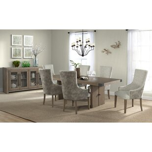 Schwenk 7 Piece Dining Set Gracie Oaks