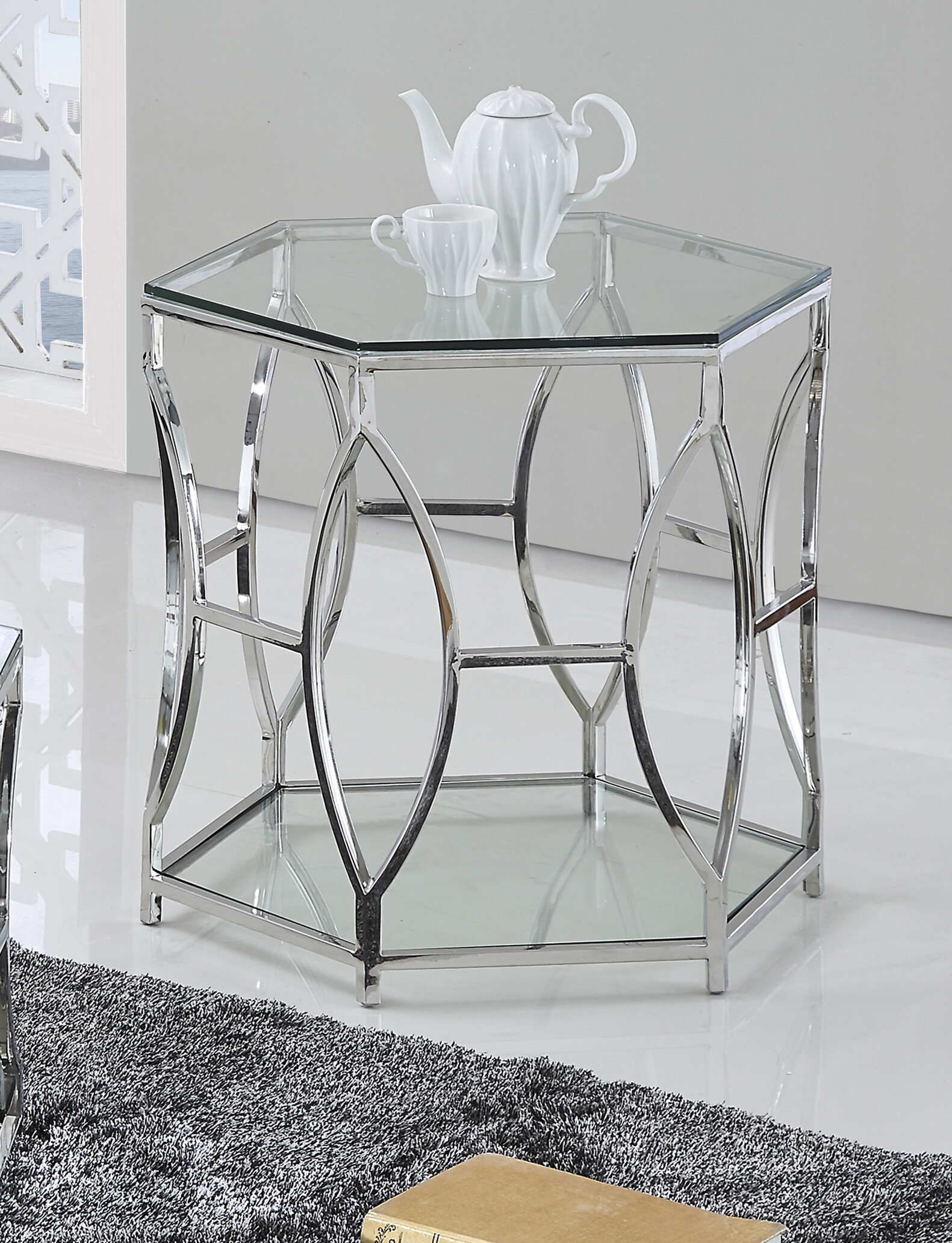 Bestmasterfurniture End Table Wayfair