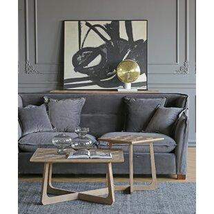 Southwark Solid Wood 3 Piece Coffee Table Set By Brayden Studio