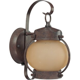 Glaze LED Outdoor Wall Lantern