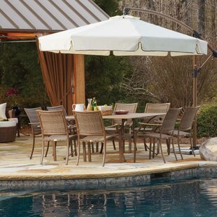 Island Cove 9 Piece Dining Set by Panama Jack Outdoor