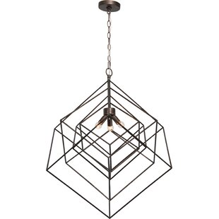 Trace 3-Light Chandelier by Brayden Studio