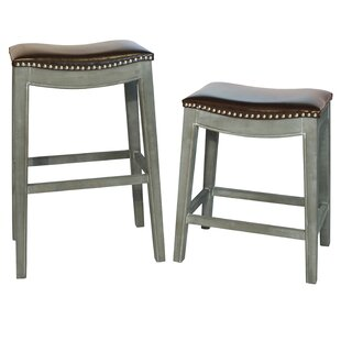 Affordable Price Prendergast 24.5 Bar Stool by Lark Manor