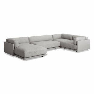 Sunday L Sectional Sofa with Arm Chaise