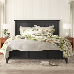 Rune Panel Bed by Mistana Best Choices