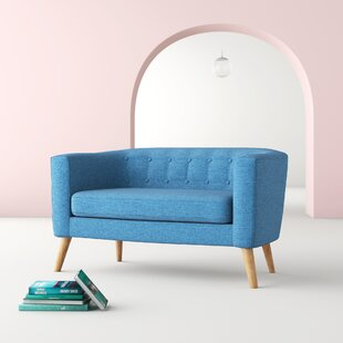 Niemeyer Chesterfield Loveseat by Hashtag Home