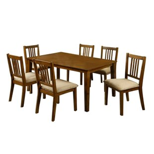 Meuse Transitional 7 Piece Dining Set by ..