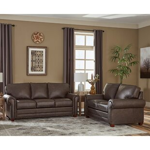 Best Price Lexus 2 Piece Leather Sleeper Living Room Set by 17 Stories Reviews (2019) & Buyer's Guide