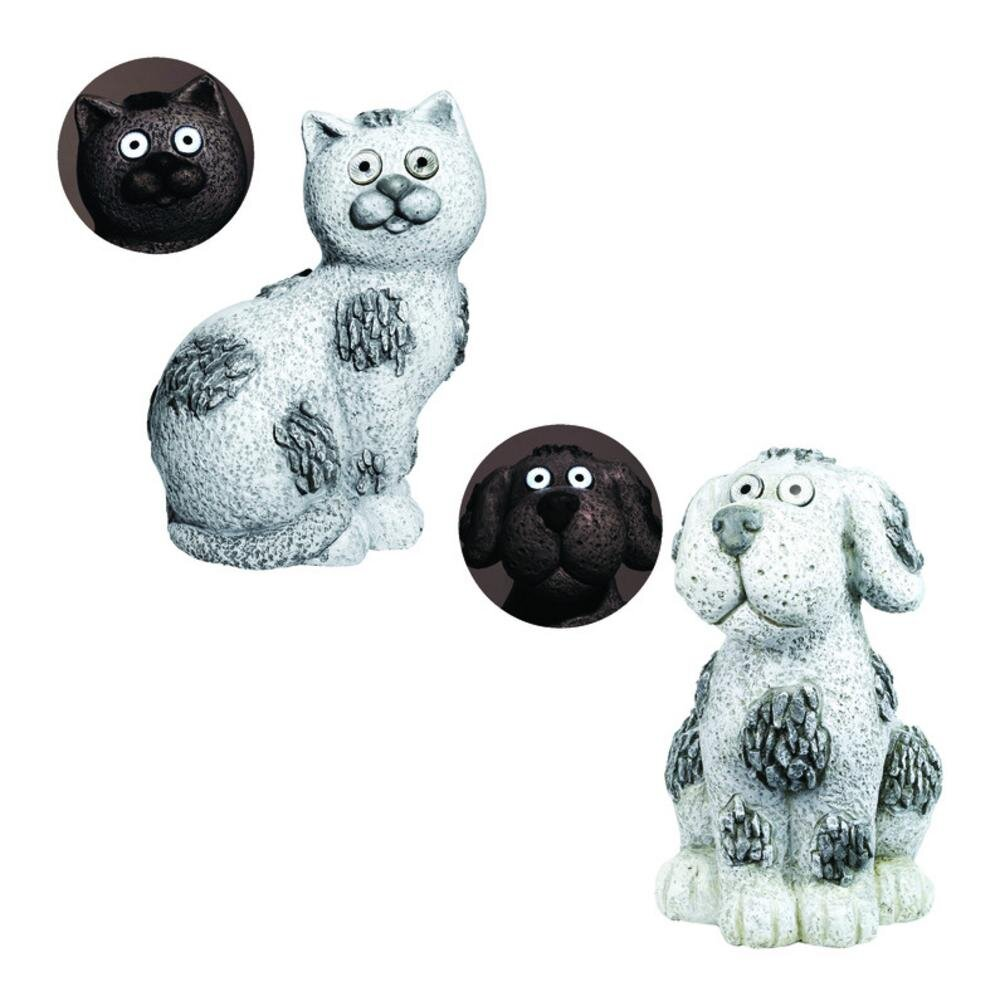 Cats Solar Powered Statues Sculptures You Ll Love In 2021 Wayfair