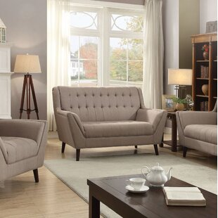 Affordable Lewandowski Loveseat by Latitude Run Reviews (2019) & Buyer's Guide