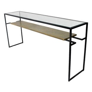 Brayden Studio Old Down Console Table