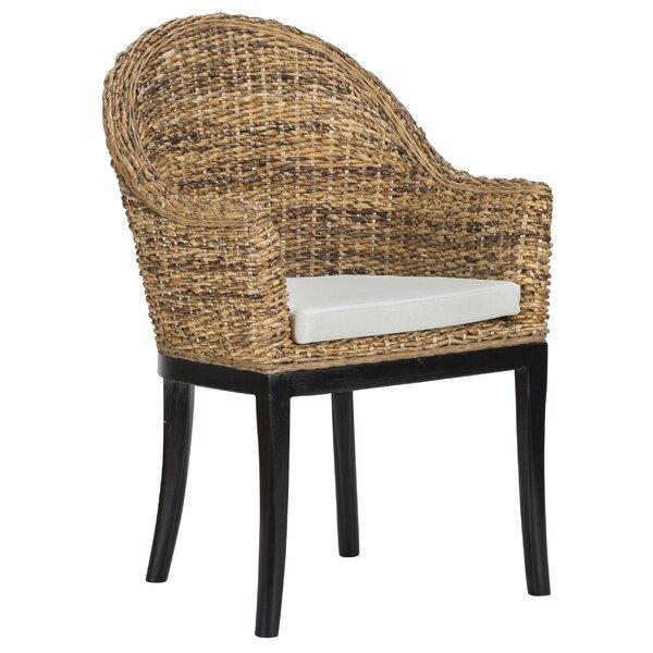 Astonishing Baxter Rattan Armchair Wayfair Beatyapartments Chair Design Images Beatyapartmentscom