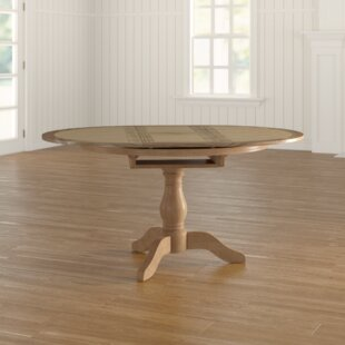 Samuels Extendable Dining Table By Brambly Cottage