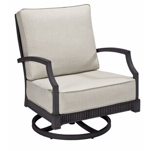 Canora Grey Euston Rocking Chair with Cushions (Set of 2)