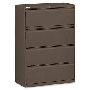 Fortress 4-Drawer Lateral File by Lorell Savings