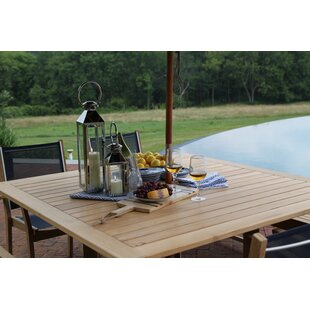 Earls Solid Wood Dining Table by Roseclif..