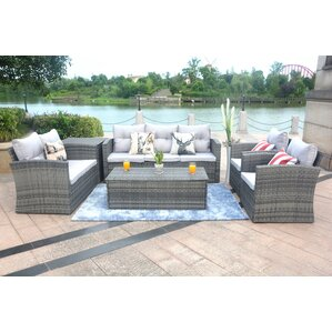 Grey Conversation Sets Youu0027ll Love | Wayfair