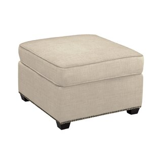Chandler Ottoman by Harbor House