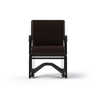 Mobility Assist Upholstered Dining Chair by Comfor Tek Seating