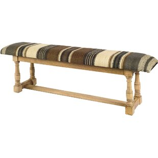 Balentine Upholstered Bench by Bloomsbury Market
