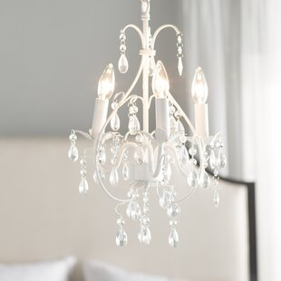 Evon 3-Light LED Candle Style Chandelier