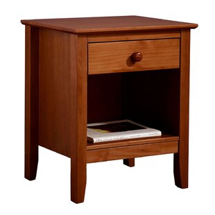 Tanksley End Table with Storage by Millwood Pines