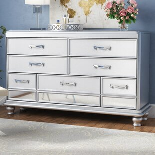 Guillaume 7 Drawer Dresser