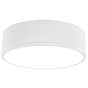 Latitude Run Ottilie LED Flush Mount