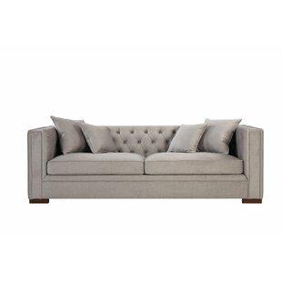Roselyne 3 Seater Sofa By Ebern Designs